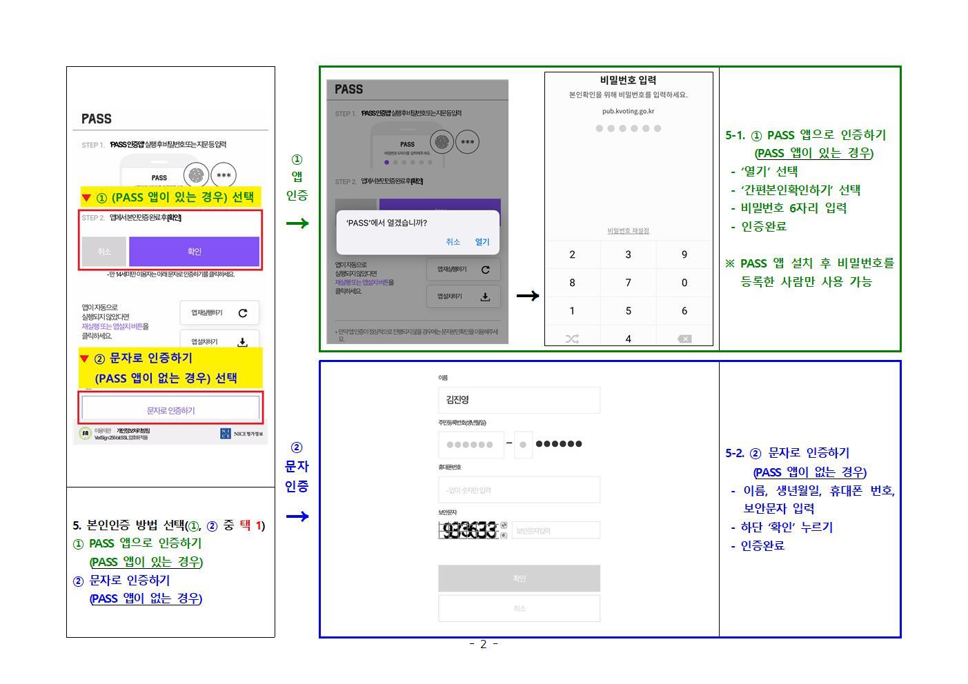 온라인 투표 상세 안내 2